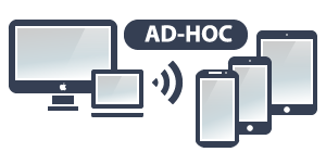 Creating Ad-Hoc Network on Mac Computer